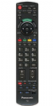 Panasonic N2QAYB000428 Original Remote Control For Plasma, LED & LCD Televisions